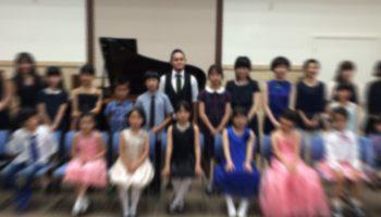 第8回うのピアノ教室発表会のご案内