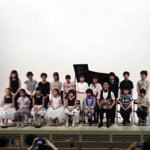 【中止になりました】第10回 うのピアノ教室ピアノ発表会〜みんなのよりみちコンサート @ 岐阜市文化センター2階小劇場