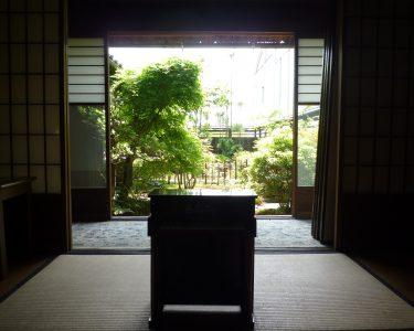 中山道太田宿でよりみちコンサート