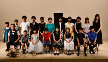 【終了しました】第9回うのピアノ教室発表会