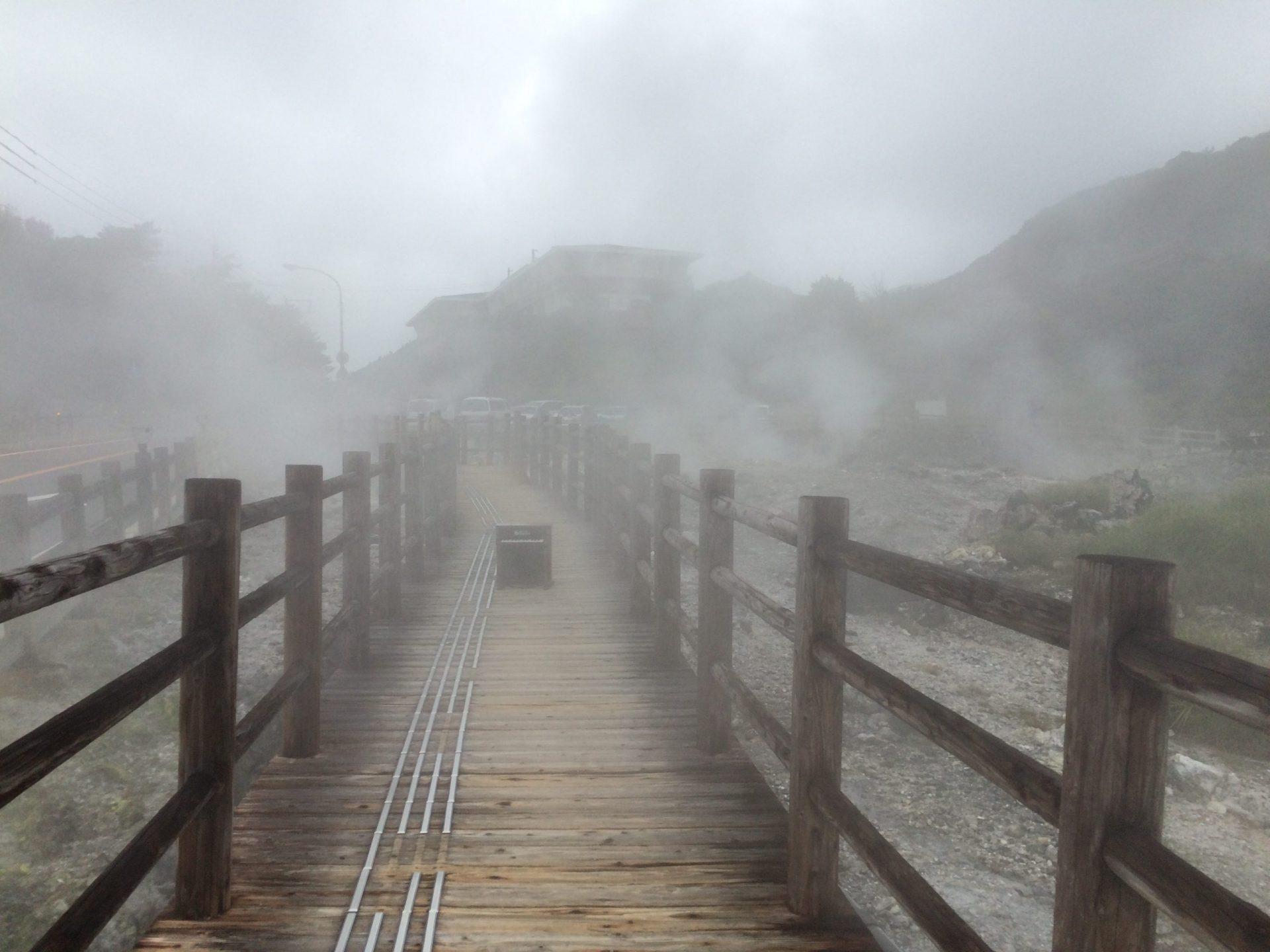 九州初よりみち17〜雲仙温泉で地獄めぐり