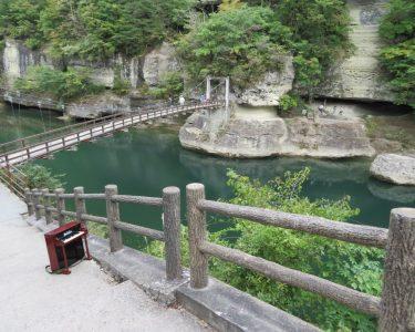 福島県よりみち4〜会津鉄道で「塔のへつり」と「芦ノ牧温泉」へ