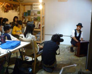 岐阜県岐阜市|中日新聞の取材を受けました