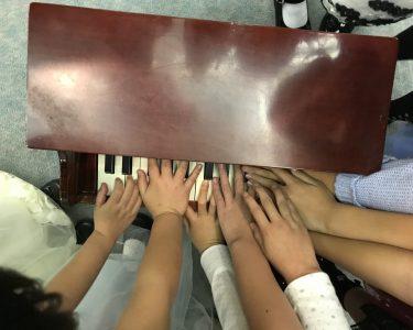 岐阜県大垣市|ピアノ発表会にゲスト出演