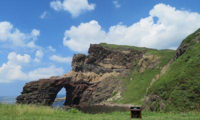 島根県西ノ島町|隠岐へ行こう3〜「西ノ島」の絶景「国賀海岸」