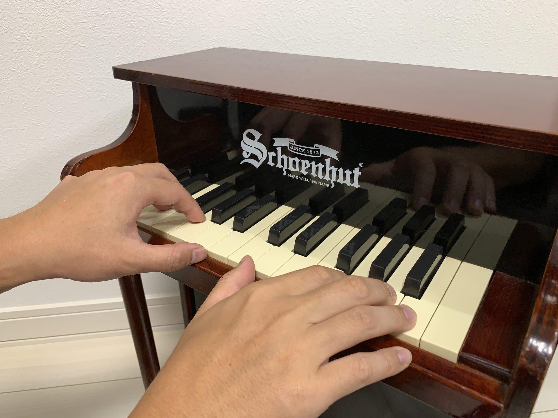 トイピアノ楽譜